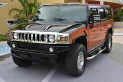 2006_Hummer_H2_Base_ Miami FL
