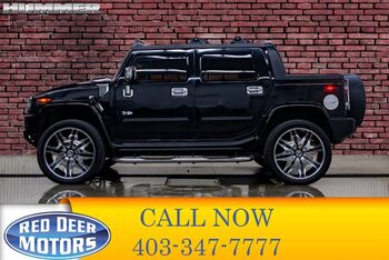 2006_Hummer_H2 SUT_4x4 Luxury Edition Leather Roof BCam_ Red Deer AB