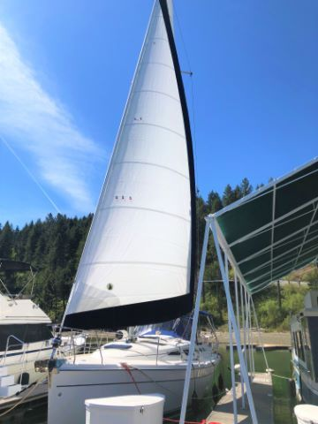 2006 Hunter Sailboat 38ft Sailboat Spokane Valley WA