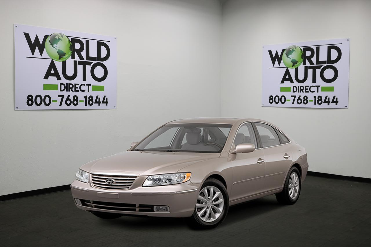 2006_Hyundai_Azera_SE_ Houston TX
