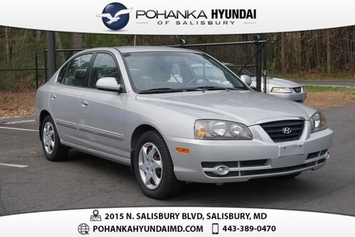 2006_Hyundai_Elantra_GLS LOCAL TRADE_ Salisbury MD