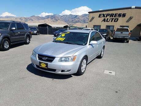 2006 Hyundai Sonata GLS North Logan UT
