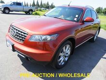 2006_INFINITI_FX45_AWD PRE-AUCTION_ Burlington WA