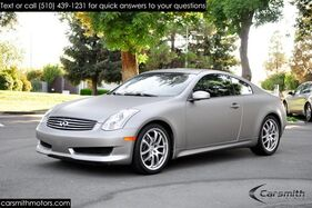 2006_INFINITI_G35 Coupe_RARE! 6MT 6-Speed Manual & Brand NEW $2,500 WRAP!_ Fremont CA