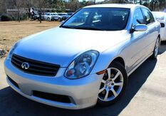 2006_INFINITI_G35_w/ LEATHER SEATS & SUNROOF_ Lilburn GA