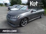 2006 INFINITI M45 Sport, PARTS ONLY VEHICLE.