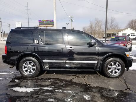 2006 INFINITI QX56  Fort Wayne Auburn and Kendallville IN