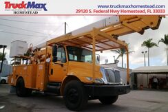 2006_International_4300 Heavy Duty Bucket Truck__ Homestead FL