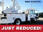 2006 International DT466 Altec Bucket