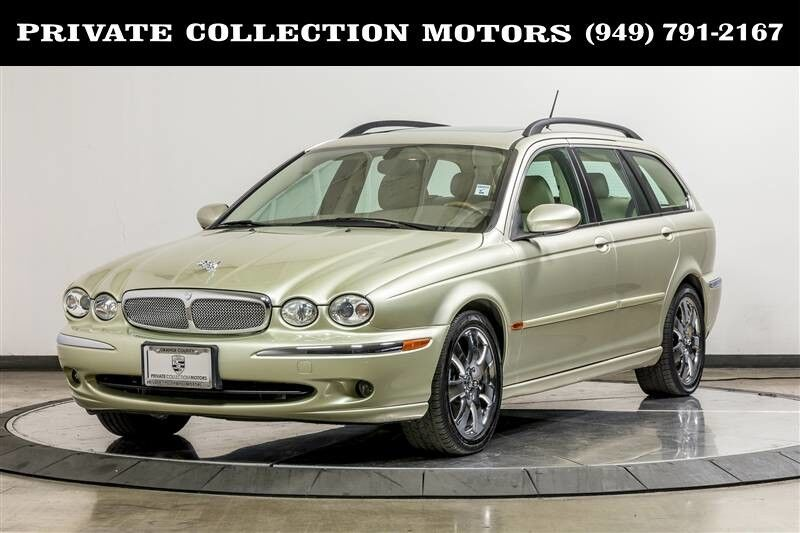 2006_Jaguar_X-TYPE__ Costa Mesa CA
