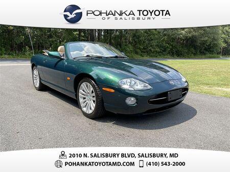2006_Jaguar_XK_XK8_ Salisbury MD