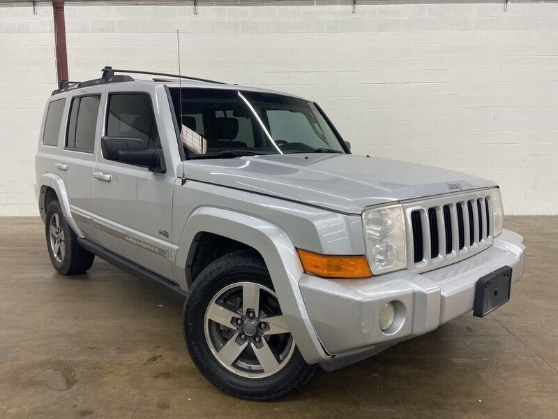 2006 Jeep Commander Carrollton TX