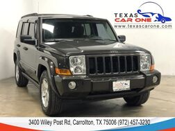 2006_Jeep_Commander_4WD AUTOMATIC THIRD SEAT REAR PARKING SENSORS CRUISE CONTROL ALL_ Carrollton TX