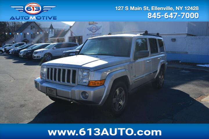 2006 Jeep Commander 4WD Ulster County NY