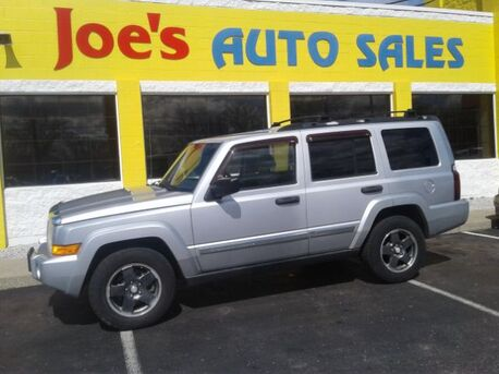 2006_Jeep_Commander_4WD_ Indianapolis IN