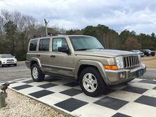 Jeep Commander 4d SUV 4WD (V8) 2006