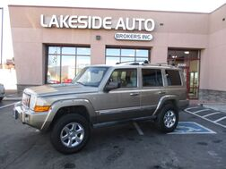 2006_Jeep_Commander_Limited 4WD_ Colorado Springs CO