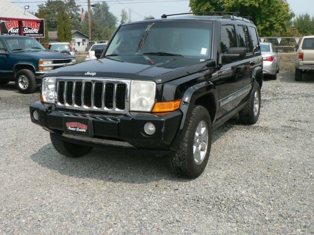 2006 Jeep Commander Limited Roy WA