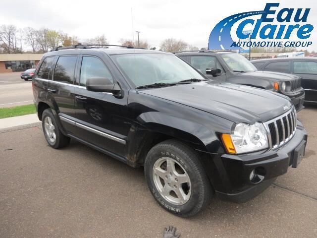 2006 Jeep Grand Cherokee 4dr Limited 4WD Altoona WI