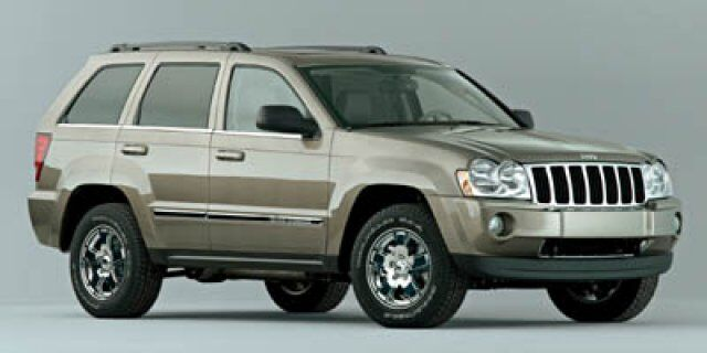 2006 Jeep Grand Cherokee Laredo Green Bay WI