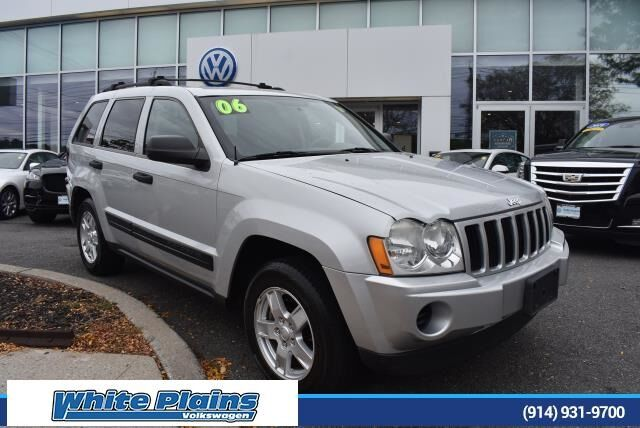 2006 Jeep Grand Cherokee Laredo White Plains NY