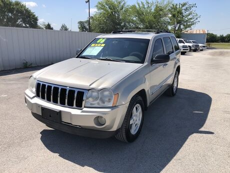 2006 Jeep Grand Cherokee Limited Gainesville TX
