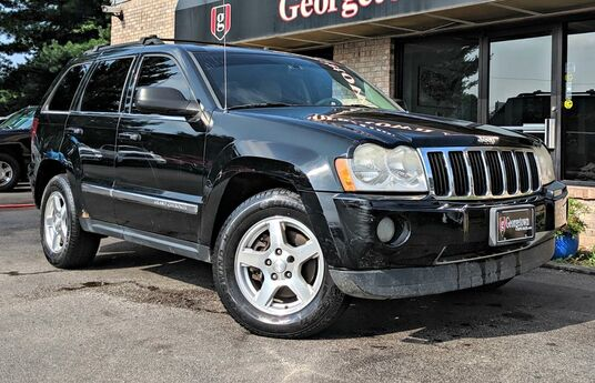 2006 Jeep Grand Cherokee Limited Georgetown KY