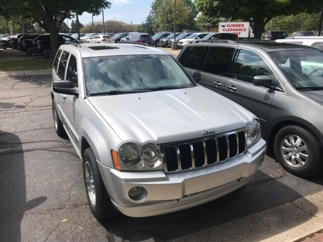 2006 Jeep Grand Cherokee Limited Holland MI