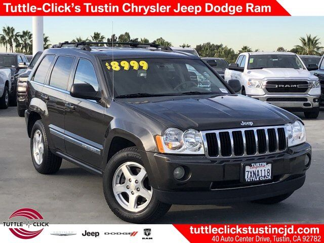 2006 Jeep Grand Cherokee Limited Irvine CA
