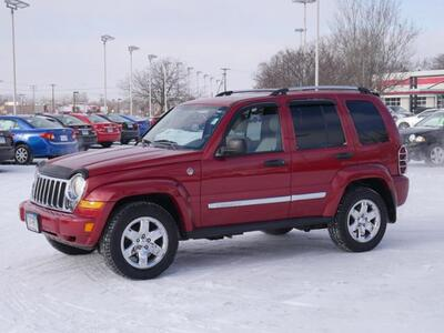 2006_Jeep_Liberty_Limited_ Inver Grove Heights MN
