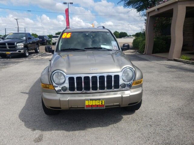 2006 Jeep Liberty Limited Killeen TX