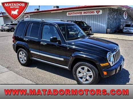 2006_Jeep_Liberty_Limited_ Lubbock & Wolfforth TX