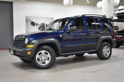2006_Jeep_Liberty_Sport_ Boston MA