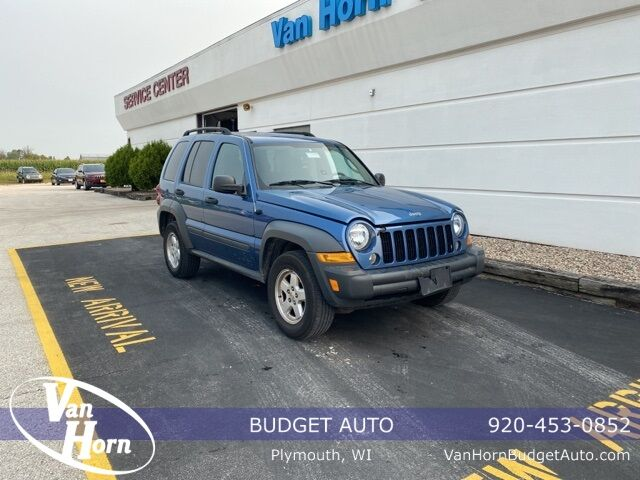 2006 Jeep Liberty Sport Plymouth WI
