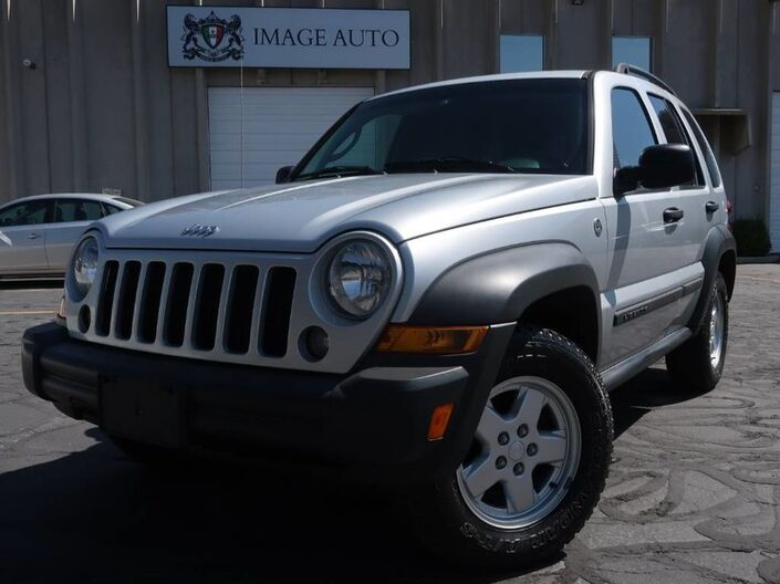 2006 Jeep Liberty Sport West Jordan UT