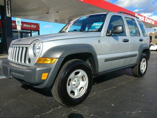 2006_Jeep_Liberty_Sport_ Fort Myers FL