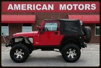 Jeep Wrangler Rubicon 2006
