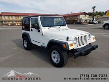 2006_Jeep_Wrangler_Sport Right Hand Drive_ Elko NV