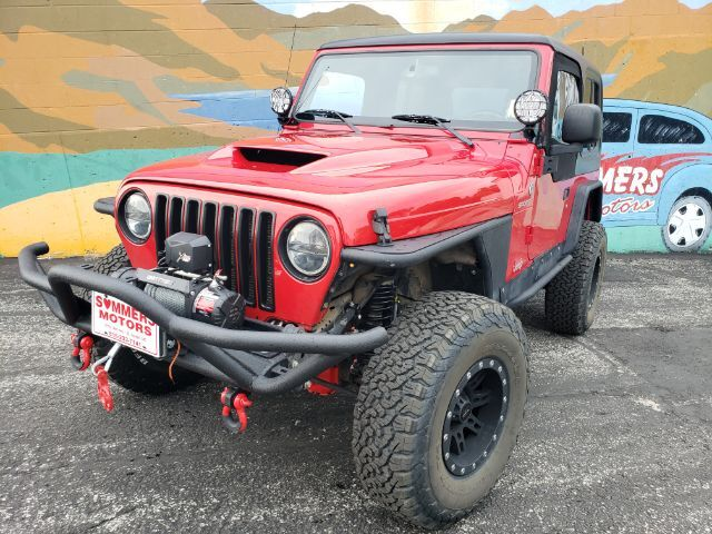 2006 Jeep Wrangler Sport Saint Joseph MO