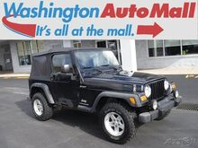 2006_Jeep_Wrangler_Sport_ Washington PA