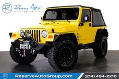 2006 Jeep Wrangler Unlimited LWB Automatic New Softtop New Whls/Tires