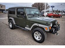 2006_Jeep_Wrangler_Unlimited LWB_ Pampa TX
