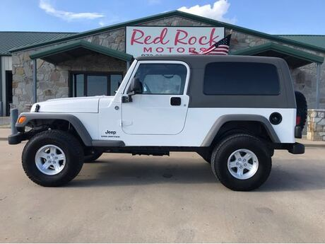 2006 Jeep Wrangler Unlimited Royse City TX