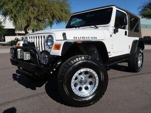 2006_Jeep_Wrangler_Unlimited Rubicon LWB_ Scottsdale AZ