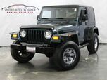 2006 Jeep Wrangler X / 4.0L 6-Cyl Engine / 4WD