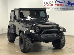 2006_Jeep_Wrangler_X 4WD SOFT TOP CONVERTIBLE ALLOY WHEELS TOWING HITCH PIONEER RAD_ Carrollton TX