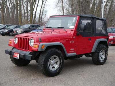 2006_Jeep_Wrangler_X_ Inver Grove Heights MN
