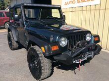 2006_Jeep_Wrangler_X_ Spokane WA