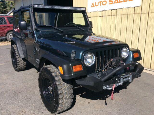 2006 Jeep Wrangler X Spokane WA