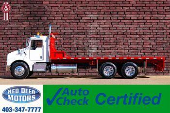 2006_Kenworth_T-300_Regular Cab Flat Deck CAT Diesel_ Red Deer AB